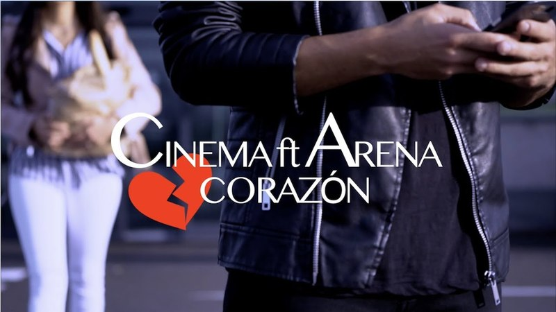 CINEMA Ft ARENA - CORAZÓN (Versión Merengue) Maluma ft. Nego do Borel