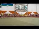 Парад открытия соревнований Усинск 28.12.2017