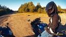Летаем, отдыхаем, катаем на мотоциклах в выходные (Suzuki GSXR600, Kawasaki 636)