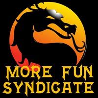 Логотип More Fun Syndicate promo