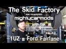 The Skid Factory: 1UZ турбо в Ford Fairlane - Серия 9 [BMIRussian]