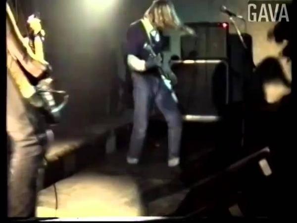 Nirvana - 10 Mr Moustache - Vera Groningen 2/11/89