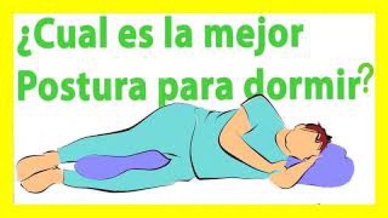 Dormir del lado derecho tiene repercusiones a su salud Deje de hacerlo!