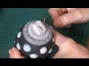Прототип пейнтбольной гранаты с регулируемым таймером от Dynamic Sports Gear