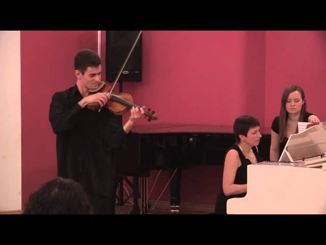 Pancho Vladigerov - Bulgarian Rhapsody Vardar op.16