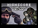 AS PIORES JOGADAS DA HISTÓRIA DO CS:GO - HIGHSCORE