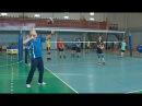 Юные волейболисты
