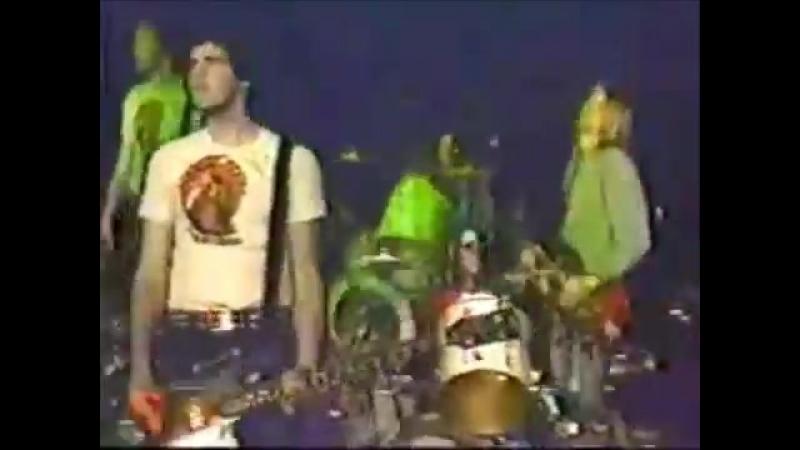 Nirvana - Jam 1990 - Television Studio, The Evergreen State College, Olympia, WA