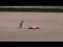 видео хайсайда Марка Маркеса на тестах MotoGP в Муджелло