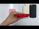 Чехол аккумулятор на iPhone 6 6s