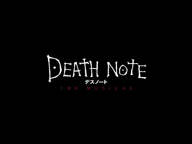 07-Death Note: The Musical - We All Need a Hero (ENGLISH)