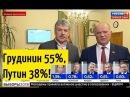 Срочное заявление Зюганова и Грудинина ЦИК врёт