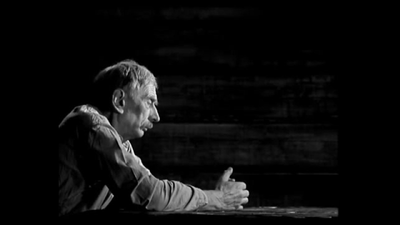 Диалог физика-ядерщика с отцом (из фильма