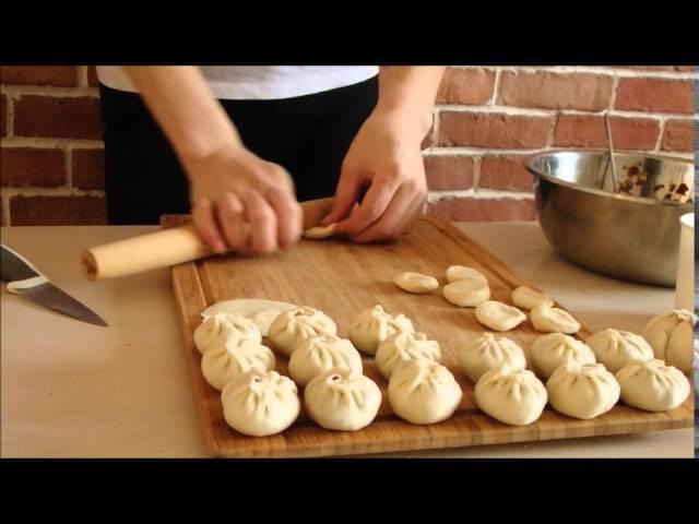 Enjoy Mongolian food with Horseback Mongolia: Buuz Recipe