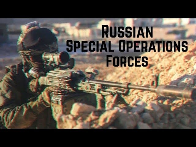 Russia's Special Forces [ Russian Spetsnaz Op]