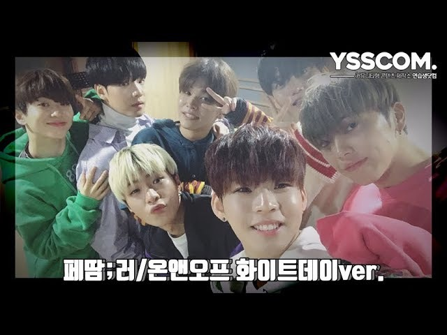 180314 • Happy White Day with YSSCOM • ONF