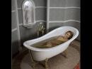 WGT Antica 181*90 акриловая ванна на львинных лапках антика