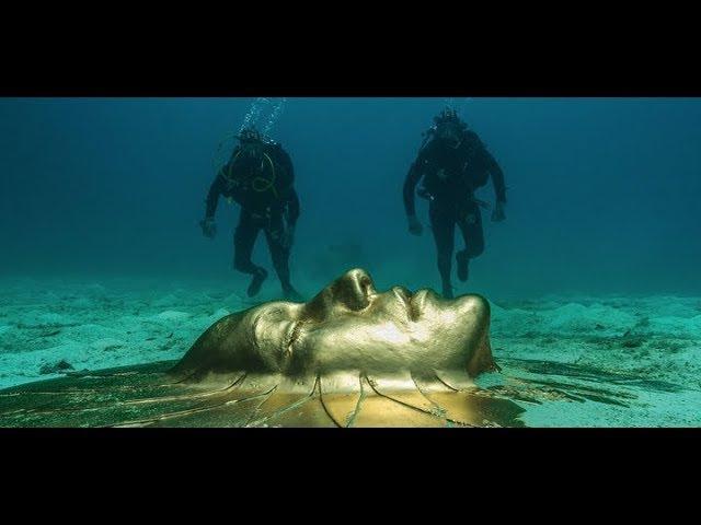 Загадка ИЛИСТОГО ПРЫГУНА.Случай с батискафом поставил ученых в тупик.Подводные цивилизации