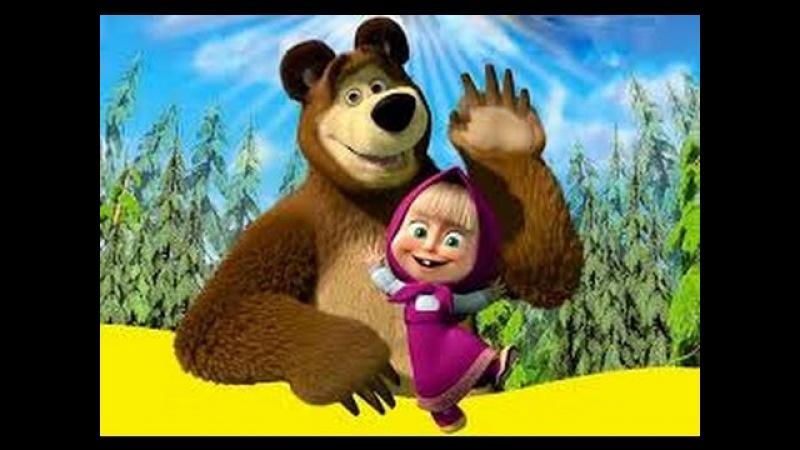 Маша и Медведь игры на андроид / Masha and the Bear games on android