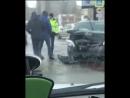 Жукова Сипайлово на перекрёсток возле Макдоналдс Тойота и Шевик кто то кого то не пропустил Видео с места ДТП