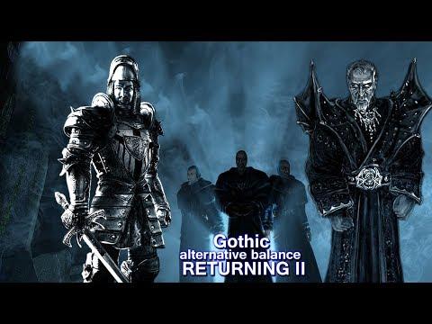 Gothic 2 возвращение 2.0 alternative balance [Страж Братства]За молотом в ледяную локу 46
