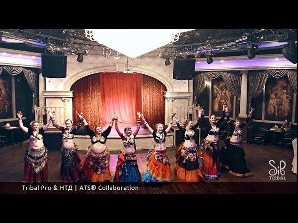 Sahra Party SIBTRIBAL 2018 | ATS® Collaboration, NTD (Новосибирск) Tribal Pro FCBD®SS (Алматы)