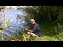 Рыбаки стали случайными свидетелями странных испытаний