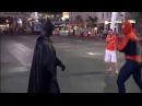 Человек-паук против Бэтмена в реальной жизни / Batman vs Spiderman Real Life