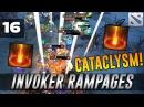 Dota 2 Invoker Rampages Ep. 16 CATACLYSM