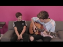 Tayler Holder Austin Brown LIVE COVERS WHO KNOWS WHO BETTER؟
