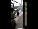 June 11: Video of Justin arriving at movie theater in Miami, Florida.