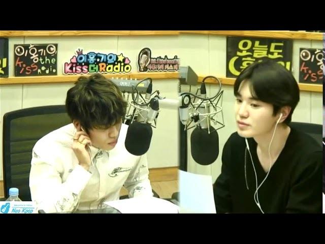 180212_인피니트(동우,성종)_INFINITE(Dongwoo, Sungjong) 키스 더 라디오(Kiss The Radio)