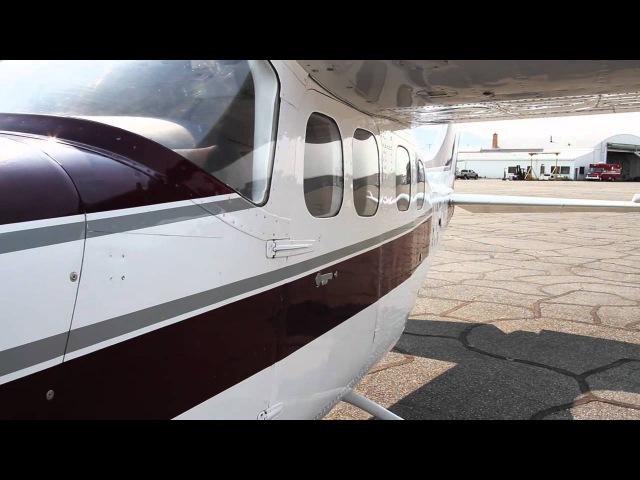 1978 Cessna P210N