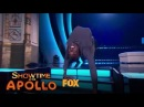 Troy James Shows Off His Contortionist Skills Season 1 Ep 3 SHOWTIME AT THE APOLLO