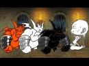 Три Бан Бана в Батл Кэтс не хватает только Пришельца! Battle Cats Stairway to Darkness, Underground!