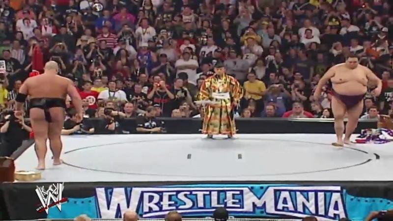ШКК Старики №4: Очкомания 2005 - Wrestlemania 21