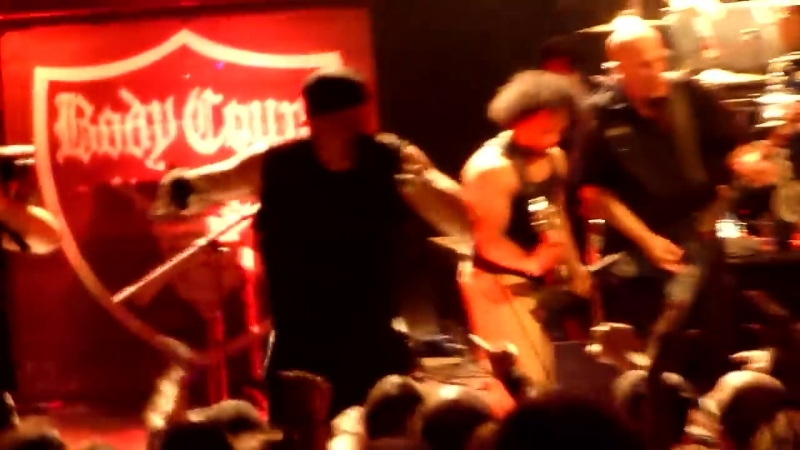 BODY COUNT - Disorder (The Exploited cover 2015)