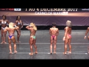 Женский классический бодибилдинг до 163см на Чемпионате Мира по Фитнесу 2017 (Биарриц, Франция), сравнение 1