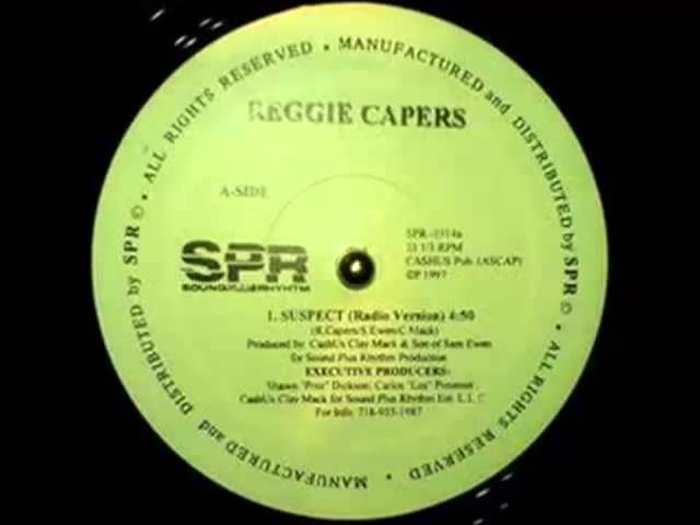 Reggie Capers - Servin Mcs