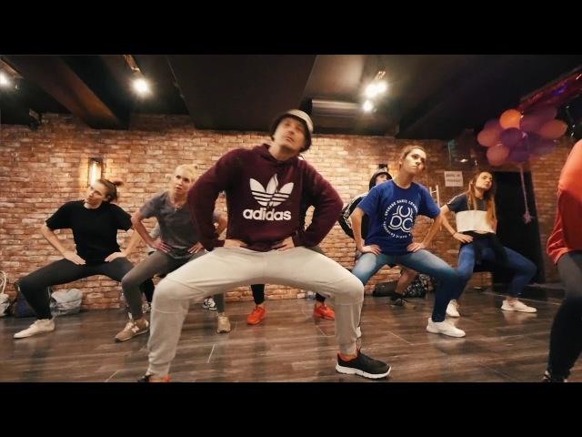 M357 DAILY Hip hop Choreo Anton Zhukov