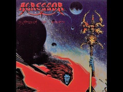 Agressor - Symposium of Rebirth (1994)(Full Album)