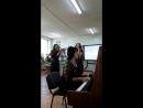 А.Вивальди Концерт для двух скрипок Дерман Анифе и Мамбетова Медине