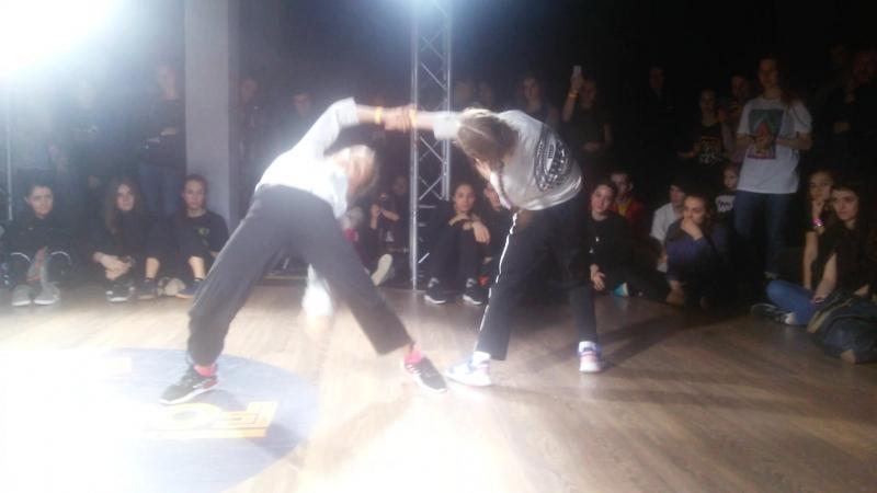 Foundation_battle | hip-hop 2 на 2 | Lil L и Фике. 1/ 4 баттла. 1 выход