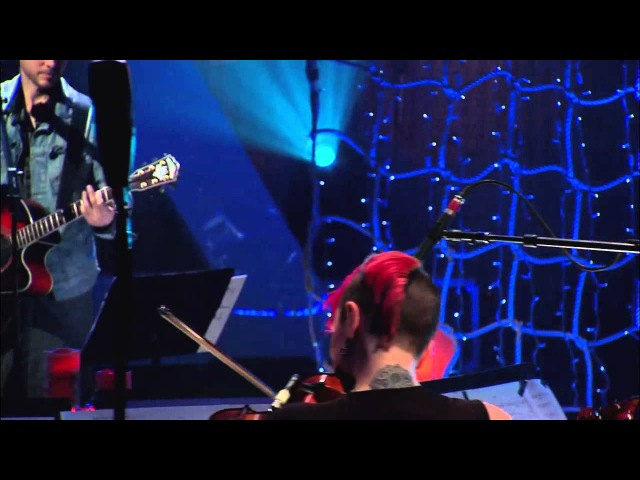 30 Seconds To Mars Night of the Hunter MTV Unplugged HD