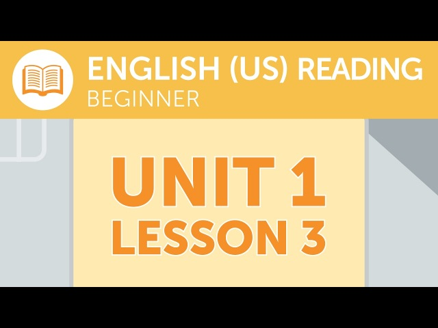 American English Reading for Beginners - American English Maintenance Notice at the Station
