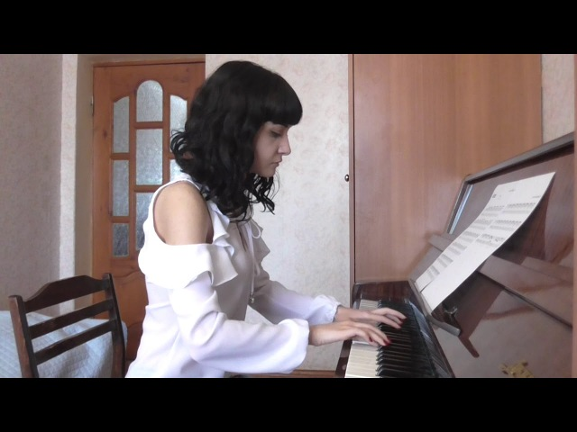 Johann Sebastian Bach - Prelude 1 in C Major (И.С. Бах ХТК Прелюдия №1) by Diana Vasilyan