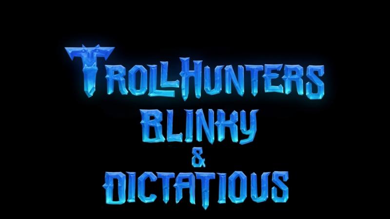 TrollHunters 3D Model Blinky Dictatious Arcadia TВ