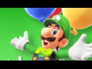 Super Mario Odyssey Luigi's Balloon World Update New Outifts!