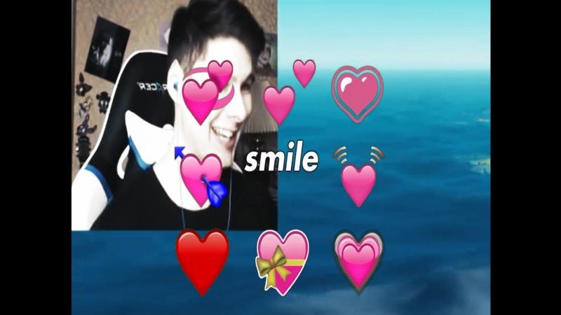 You so precious when you smile/ Windy31