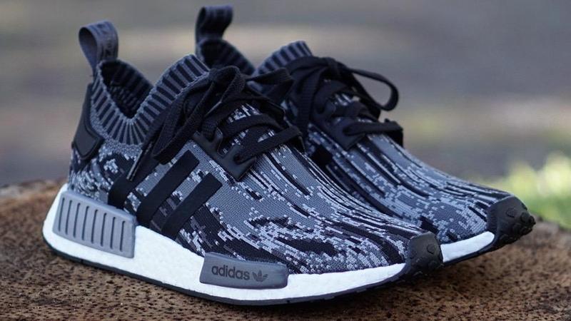 Adidas NMD R1 Pk Glitch